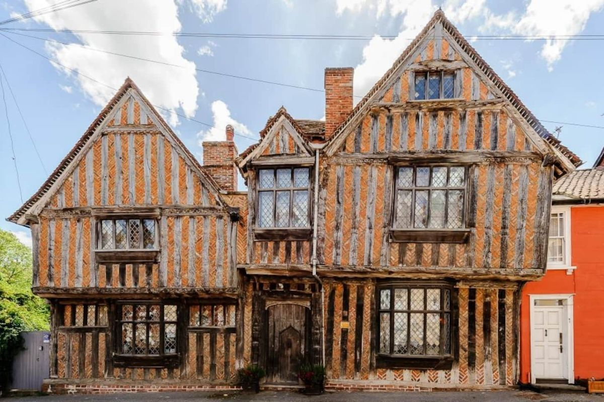 Harry Potter House in Suffolk