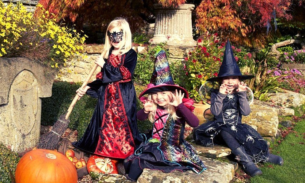 Hever Castle Halloween Fun