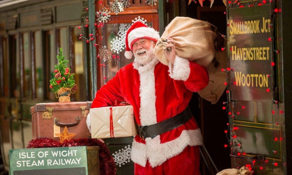 Isle of Wight Santa Specials