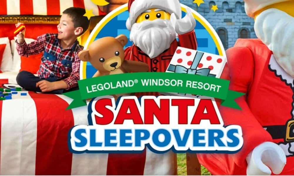 Legoland Santa Sleepover