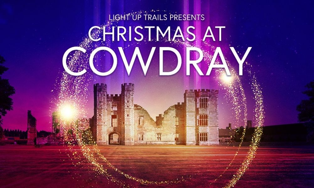 Light Up Trails at Cowdray Park.