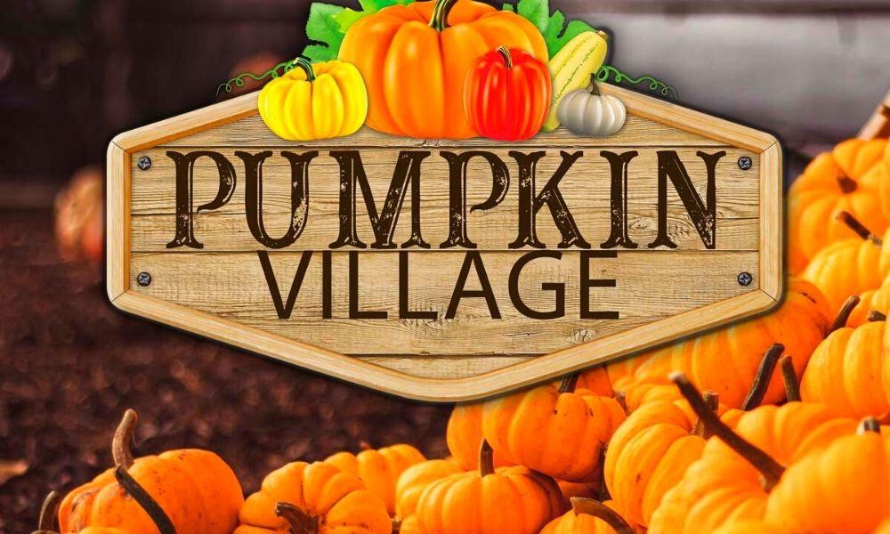 Marsh Farm Pumpkin Village