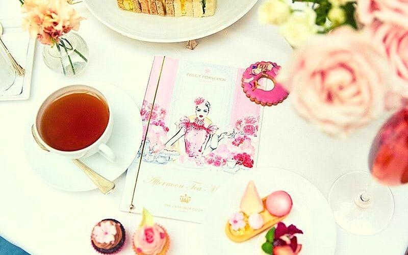 Peggy Porschen Afternoon Tea