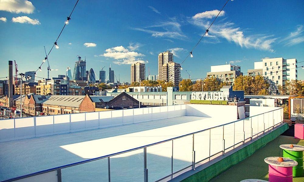 Skylight Ice Rink