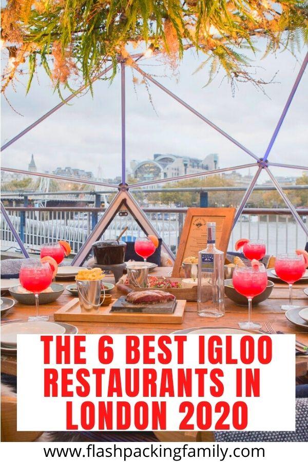 The 6 Best Igloo Restaurants in London 2020