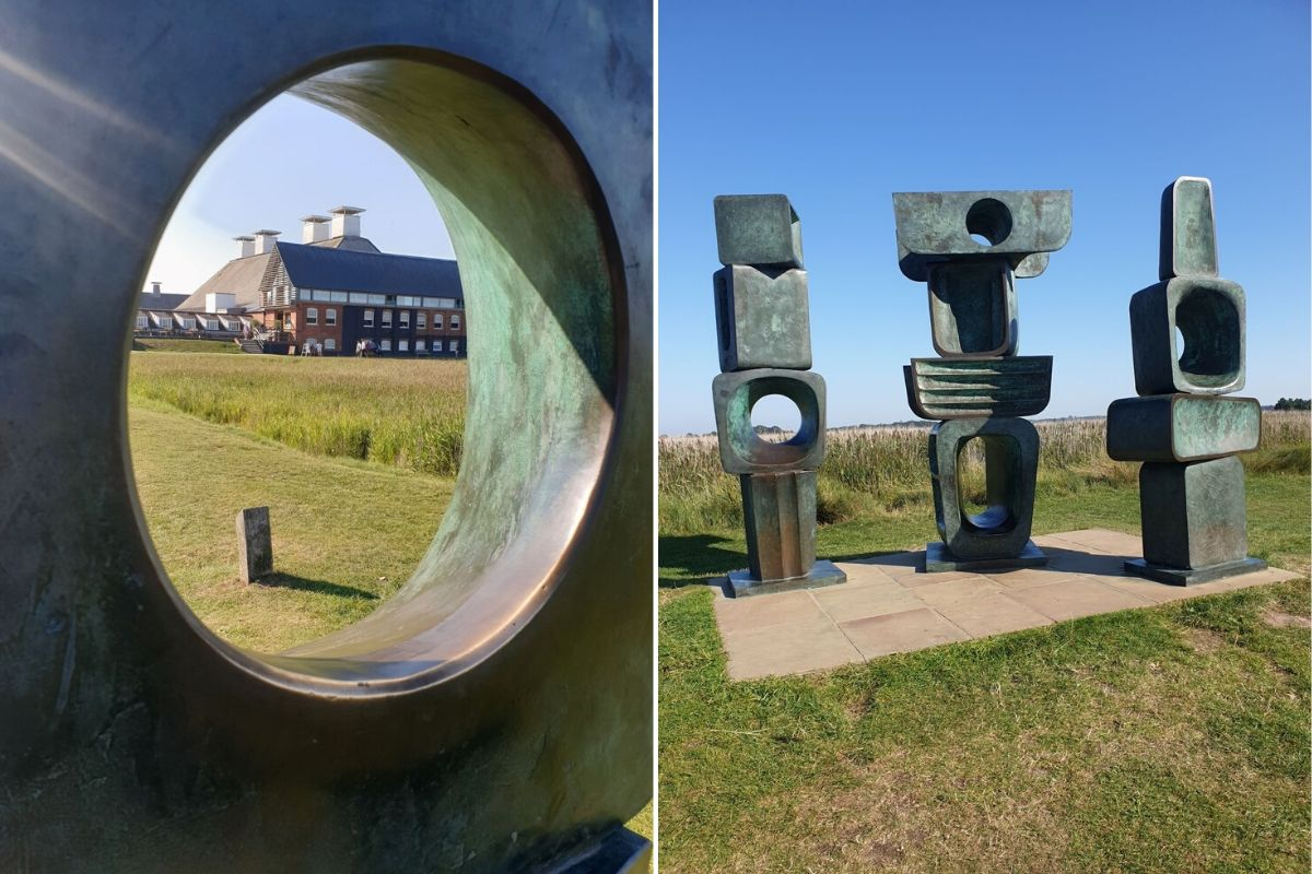 The Arts at Snape Maltings in Suffolk