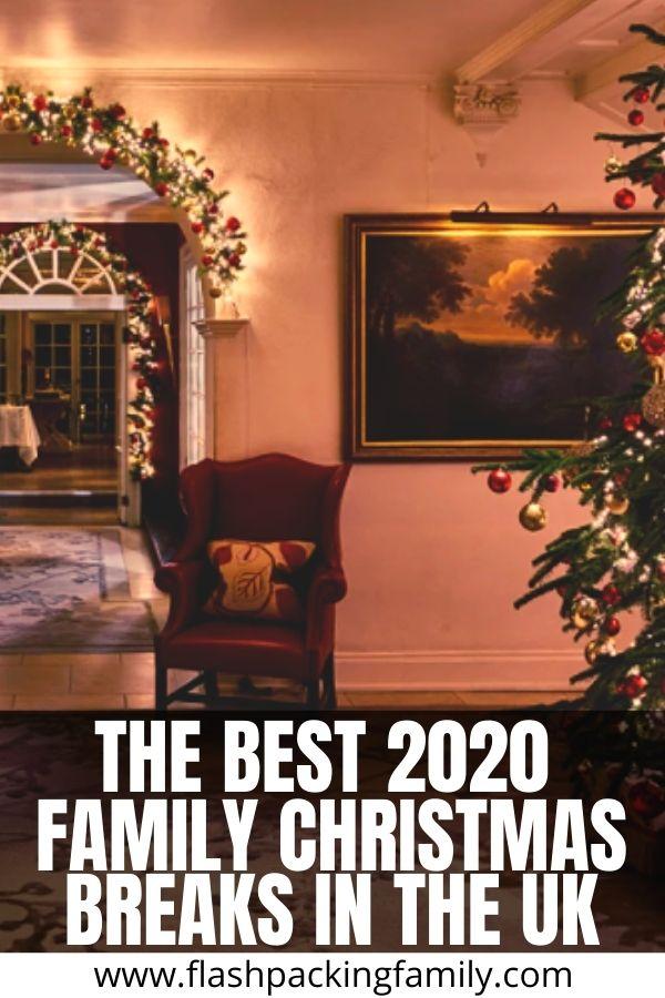The Best 2020 Family Christmas Breaks in the UK