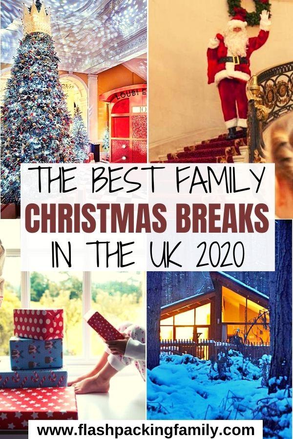 The Best Family Christmas Breaks in the UK