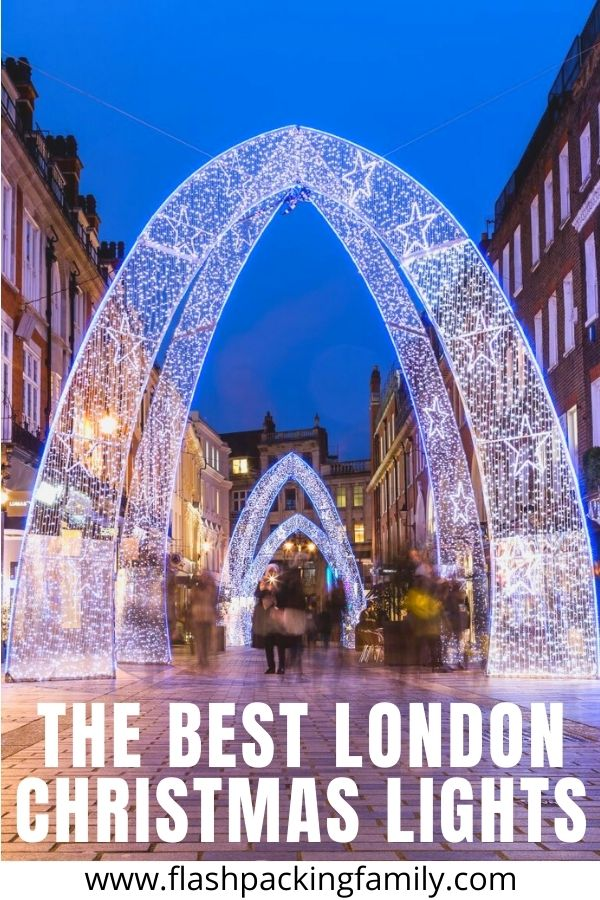 The Best London Christmas Lights 2020