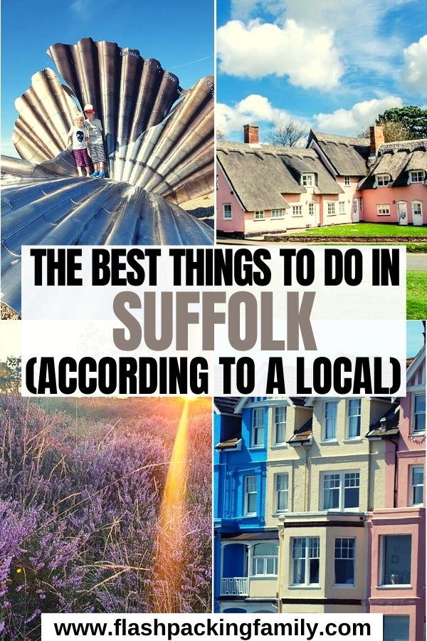 The Best Things to do in Suffolk According to a Local