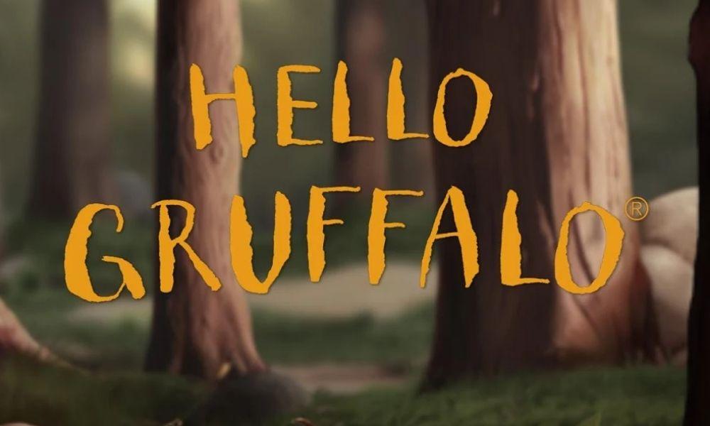 The Hello Gruffalo App