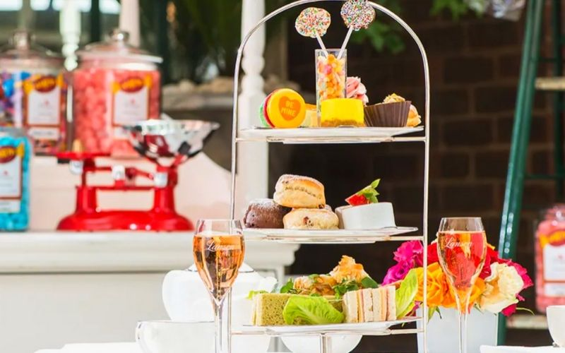 The Original Sweetshop Afternoon Tea at The Chesterfield