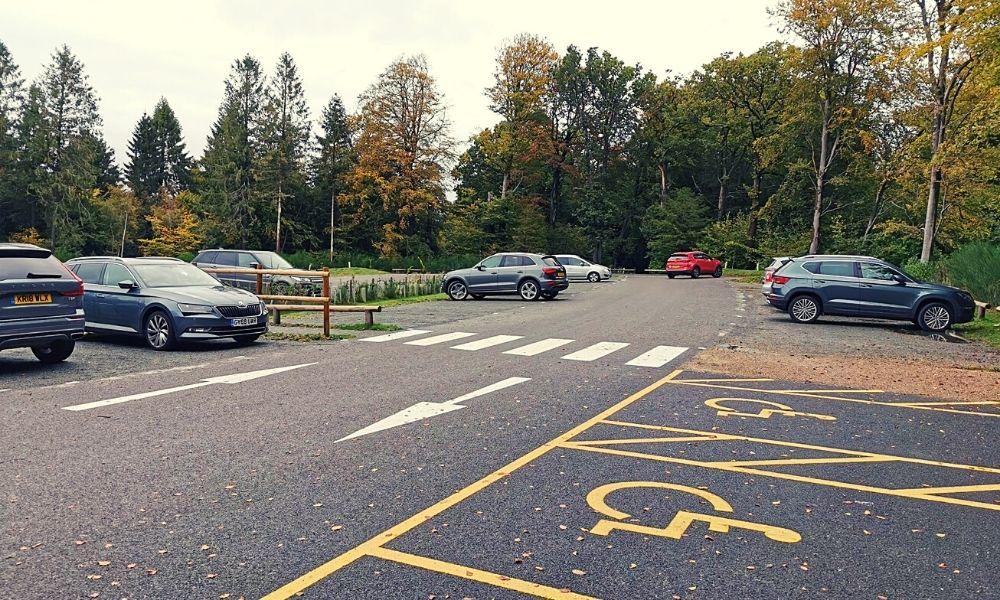 Wendover Woods car park