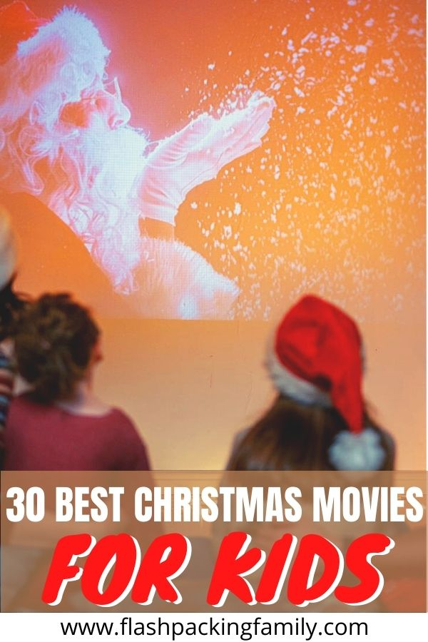 30 Best Christmas Movies For Kids
