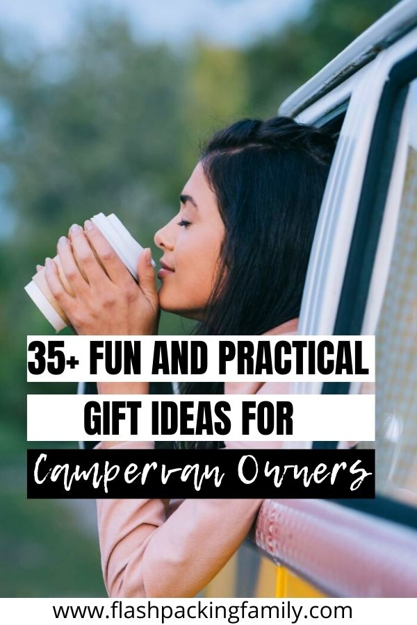 35+ Fun and Practical Gift Ideas for Campervan Owners