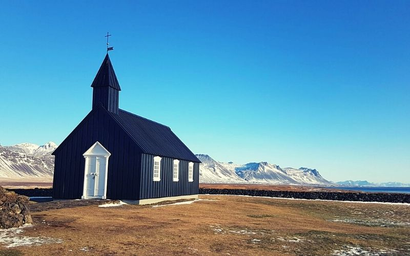 Búðakirkja (Budir Church)
