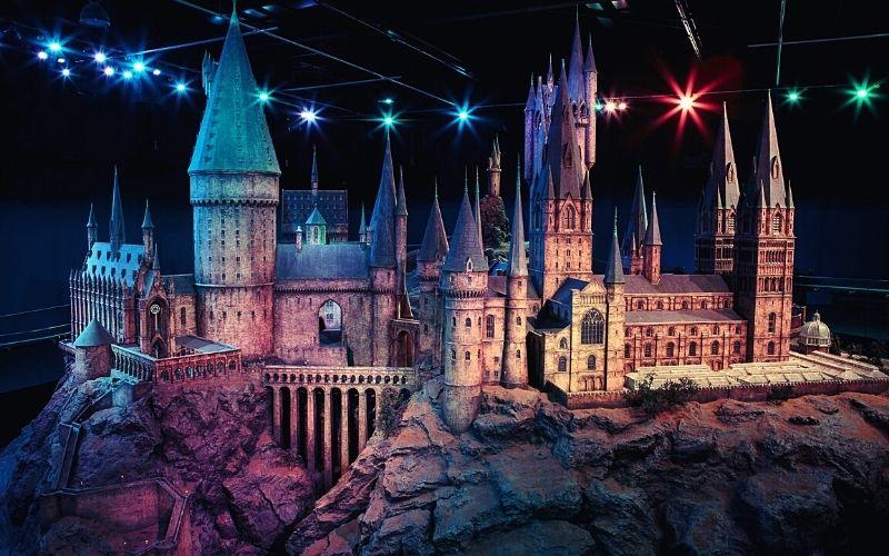 Hogwarts at the Warner Bros. Studio Tour Photo credit Warner Bros.