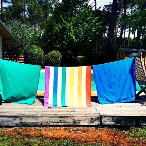 Quick Dry Dock & Bay Towels