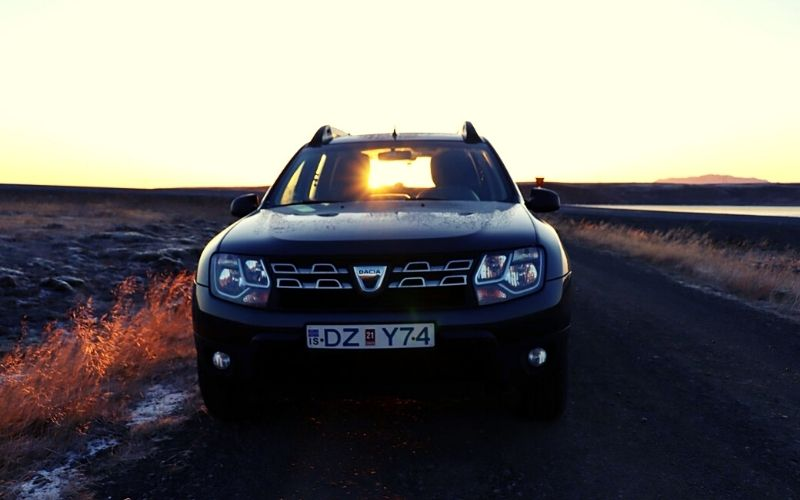 The Dacia Duster in Iceland