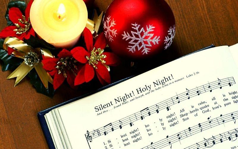 Virtual Christmas carols
