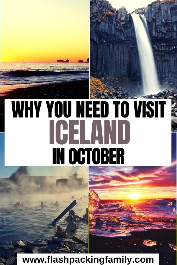 Why You Need To Visit Iceland In October