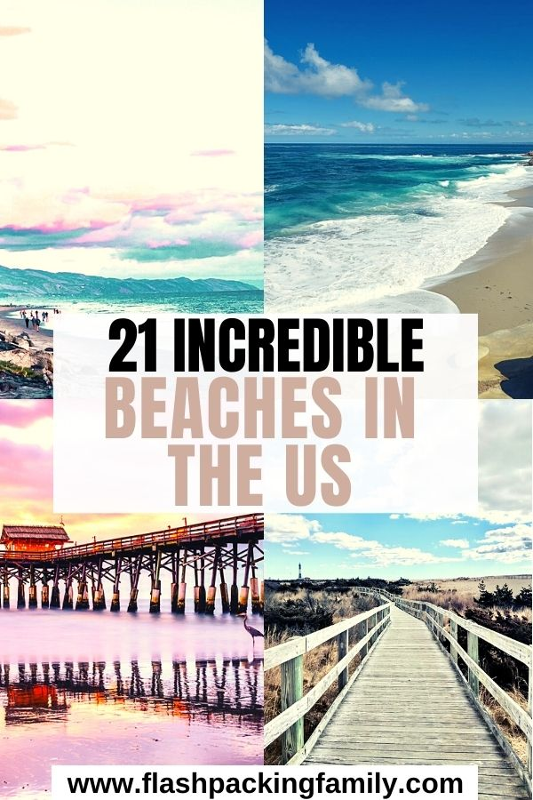 21 Incredible Beaches in the US