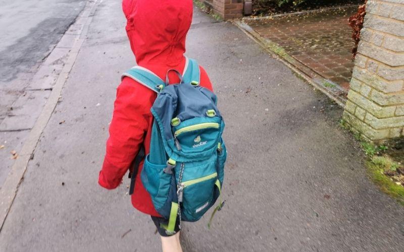 Deuter kids backpack