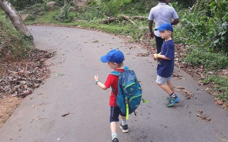 Deuter travel backpack for kids