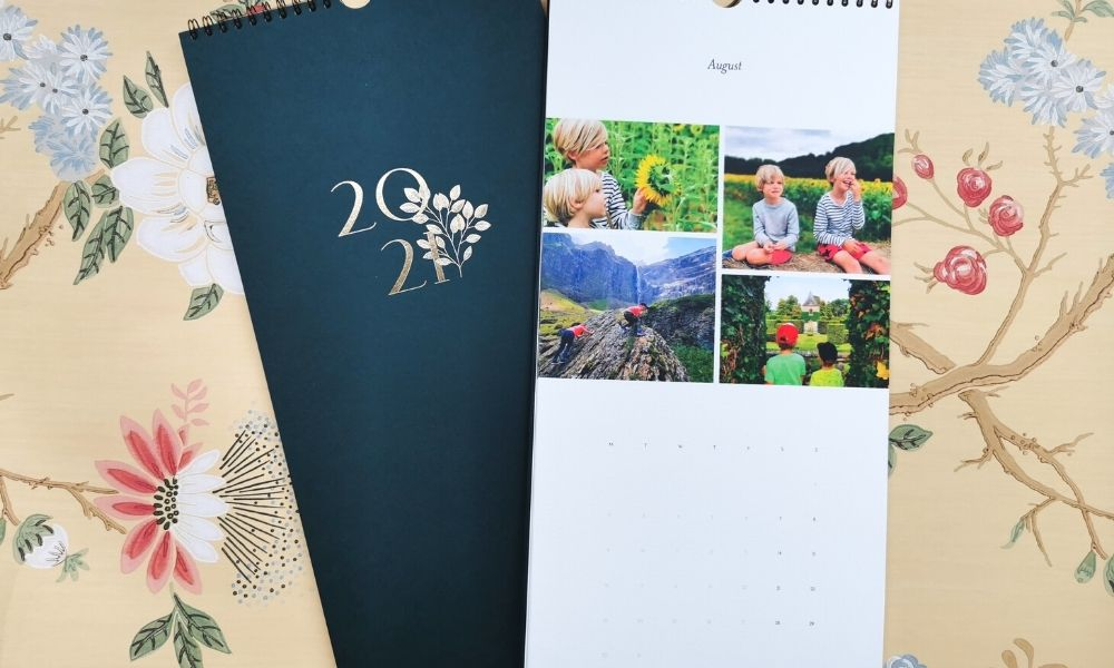 Rosemood Photo Calendar - The Finished Product!