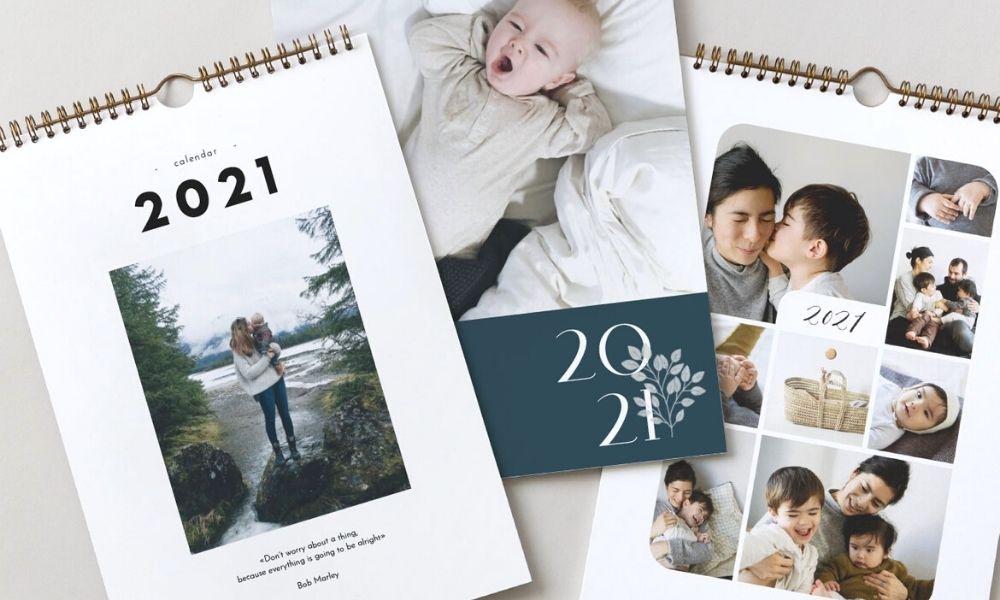 Rosemood photo calendars 2021