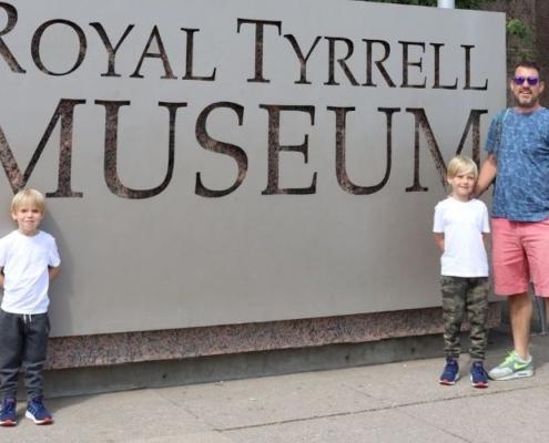 Royal Tyrrell Museum Canada