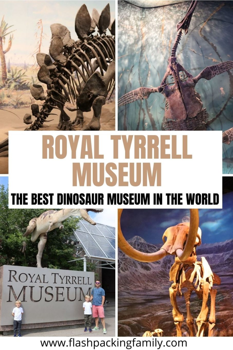 Royal Tyrrell Museum - The Best Dinosaur Museum in the World