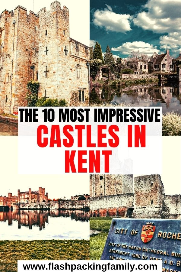 The 10 Most Impressive Castles in Kent