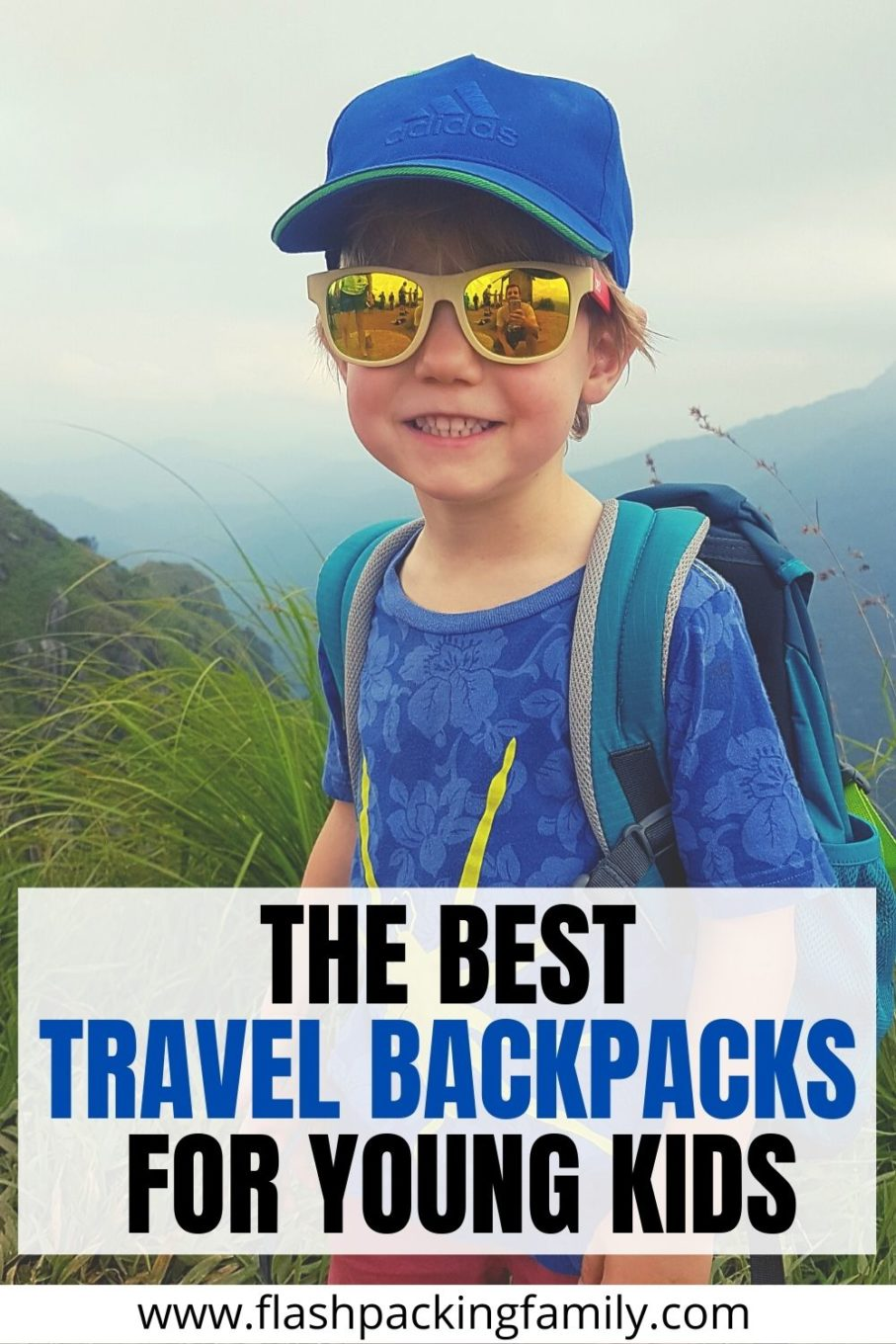The Best Travel Backpacks For Young Kids