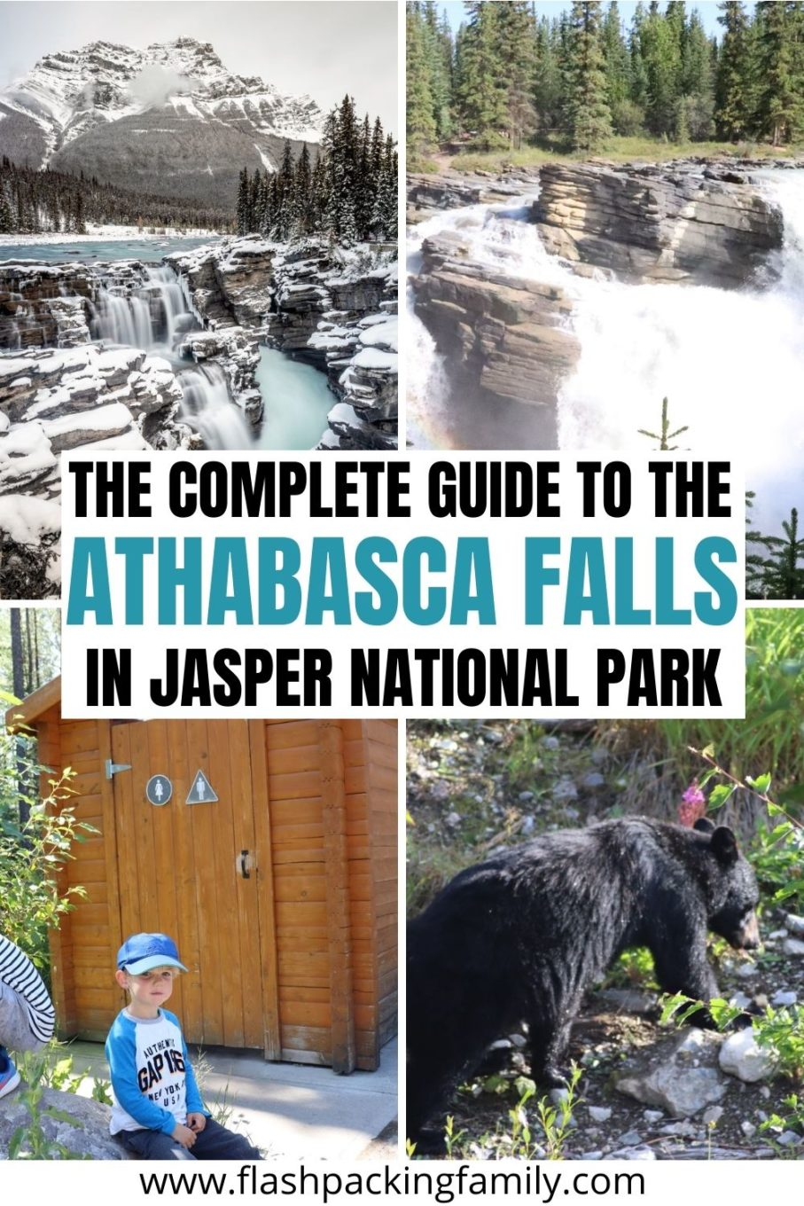 The Complete Guide to the Athabasca Falls in Jasper National Park