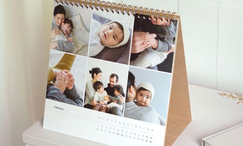 The Essential calendar by Rosemood