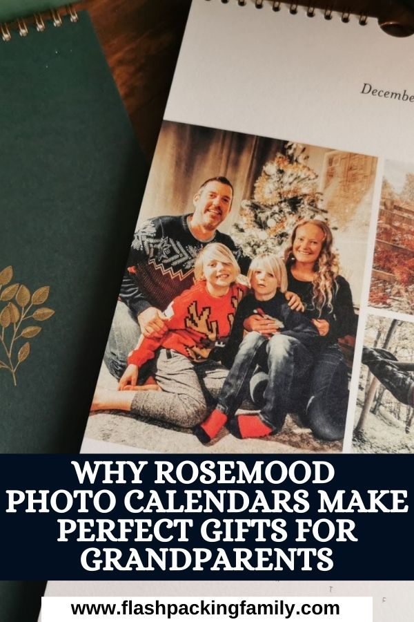 Why Rosemood Photo Calendars Make Perfect Gifts for Grandparents