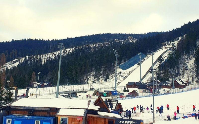 Wielka Krokiew Ski Jump, Zakopane