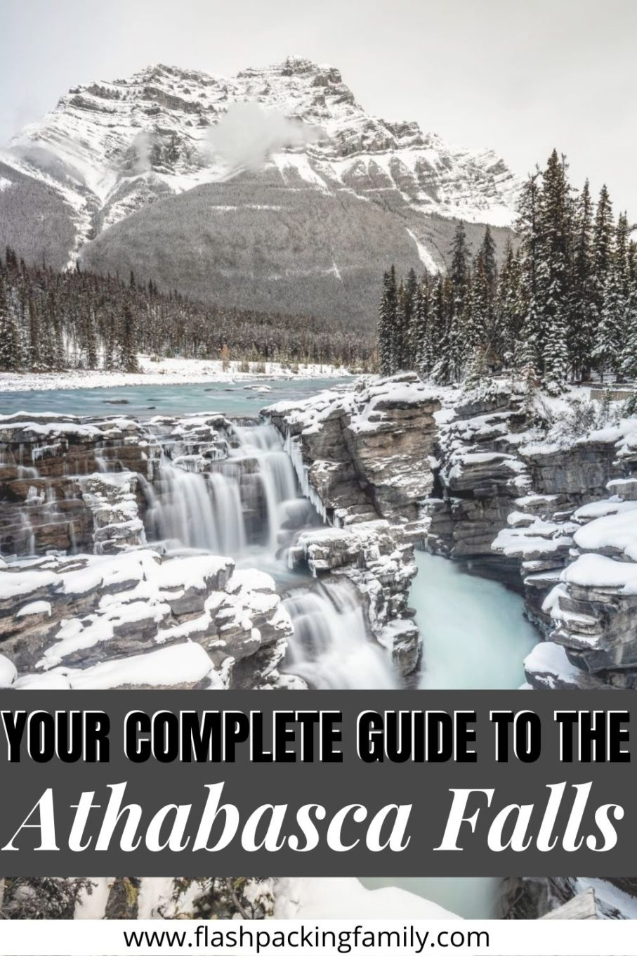 Your complete Guide to the Athabasca Falls