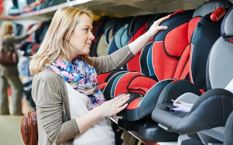 choosing baby car seats