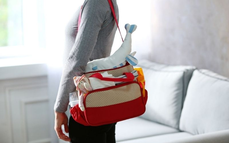 what to take in a carry on bag for a baby
