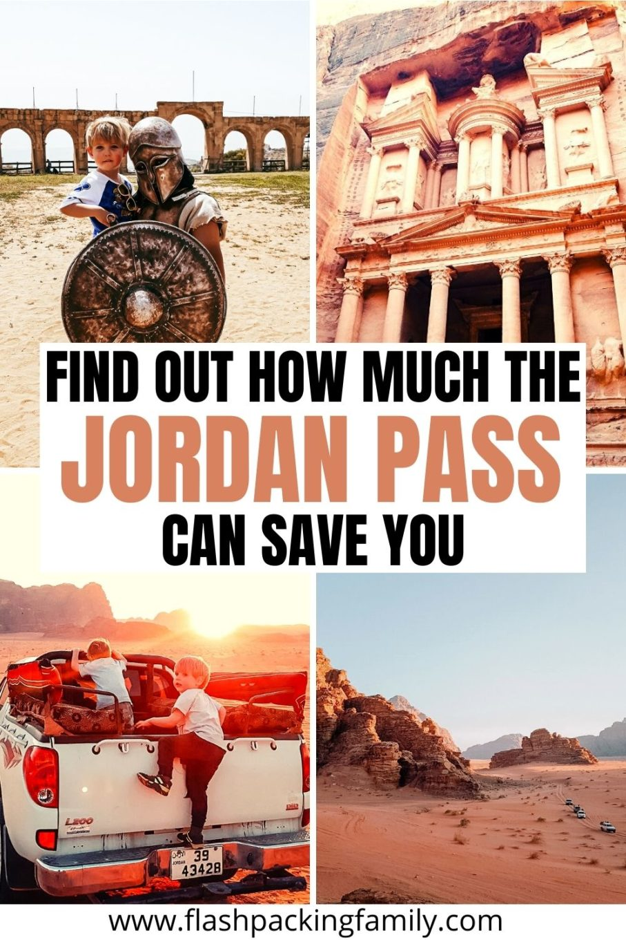 Find out how much the Jordan Pass can save you