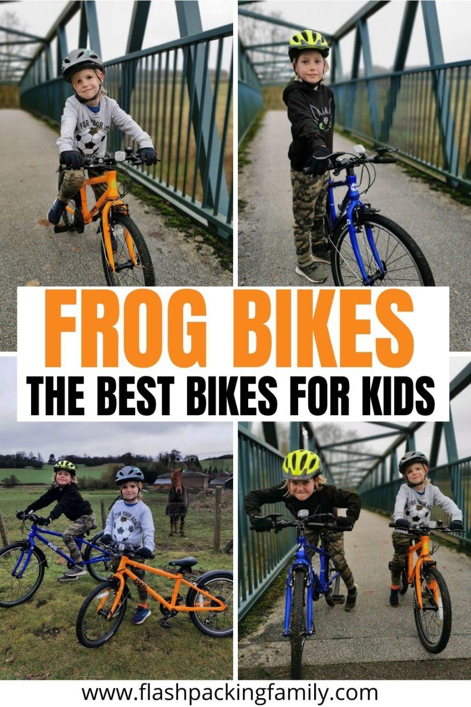 Frog Bikes - The Best Bikes For Kids