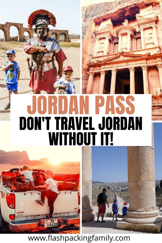 Jordan Pass - Don't Travel Jordan Without It