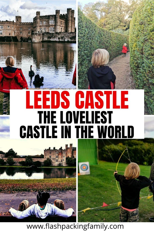 Leeds Castle - The Loveliest Castle in the World