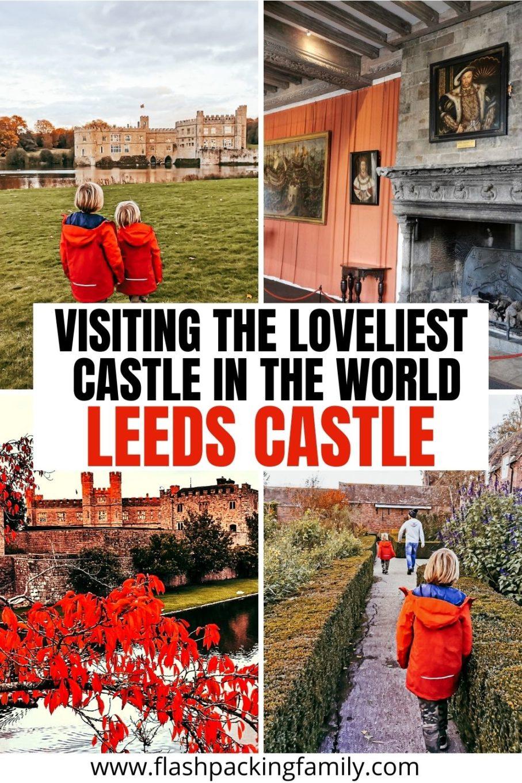 Leeds Castle The Loveliest Castle in the World