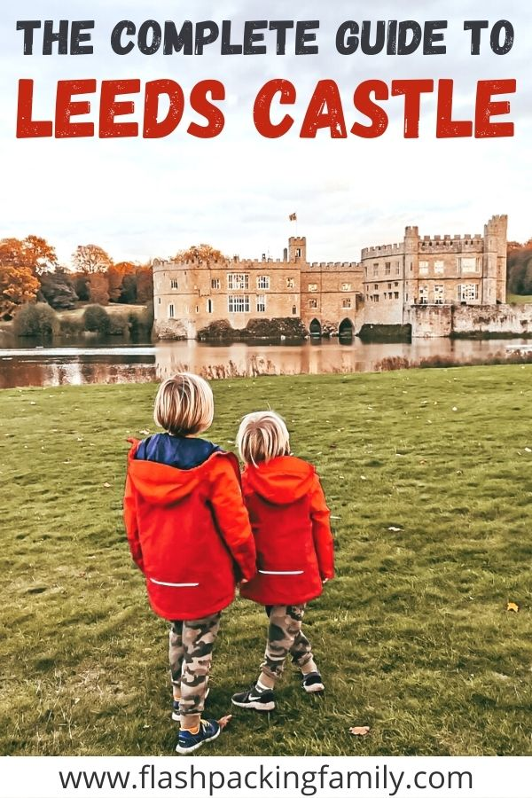 The Complete Guide to Leeds Castle