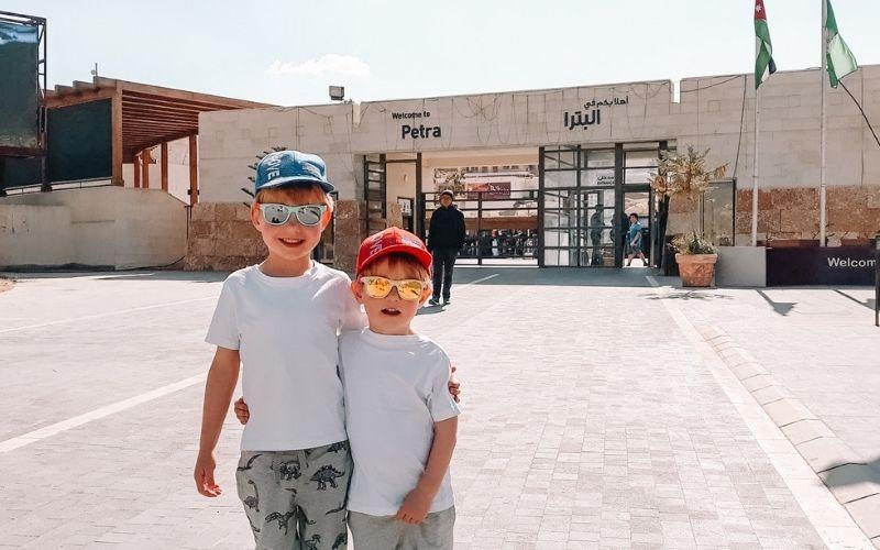 Visiting Petra with the Jordan Pass
