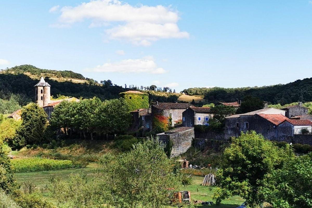 Château de Camon.