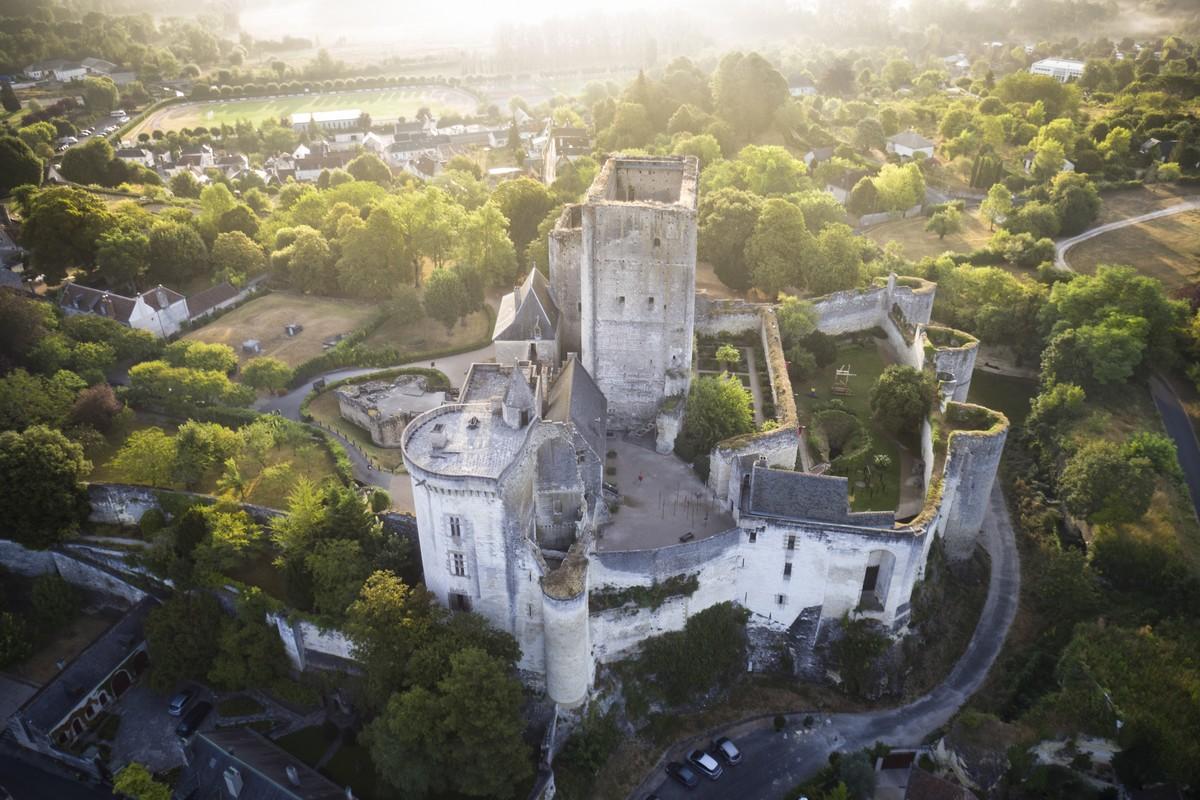 Château de Loches Photo Credit Loches Cité Royale